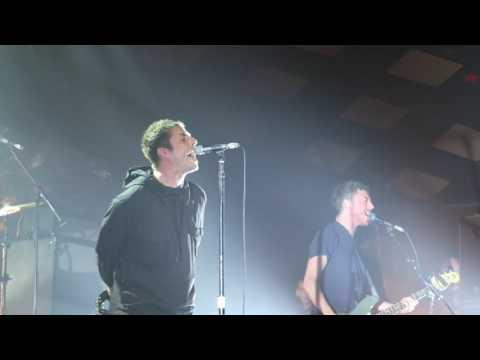 Liam Gallagher - Rock 'N' Roll Star - Glasgow Barrowlands