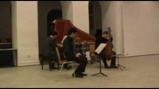 Dietrich Buxtehude-Triosonate Nr.5 in C-dur, BuxWV256, 3.Largo 4. Allegro