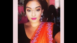 Indian Bridal Makeup Tutorial Thumbnail