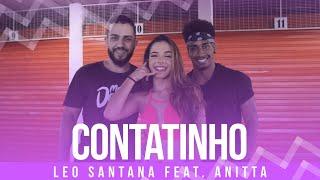 Baixar Contatinho - Léo Santana, Anitta - Coreografia: Mete Dança