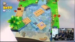 Nintendo Treehouse - Captain Toad: Treasure Tracker (new levels)