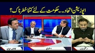 Off The Record | Kashif Abbasi | ARYNews | 20 May 2019