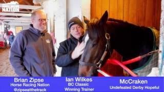 Kentucky Derby 2017 Contender: McCraken – Ian Wilkes (VIDEO