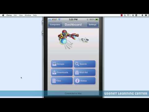 Usenet App Review: NBRemote for iOS