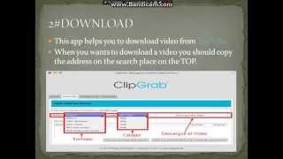 Youtube video Downloader (clip grap)