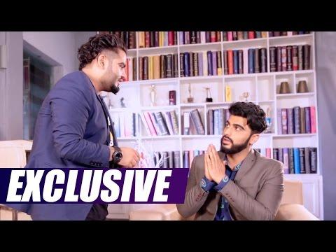Arjun Kapoor's awkward interview with HALF REPORTER | Half Girlfriend