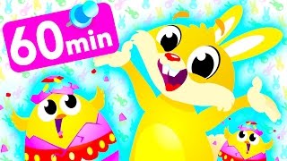Egg Hunt Madness Compilation! Peekaboo, Surprise Eggs, Tail Song by Little Angel
