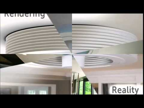 Bladeless Ceiling Fan | Call 09758526055