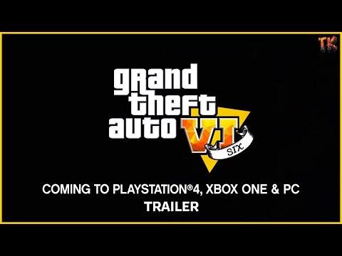 GTA 6 TRAILER | GTA 6 TRAILER OFFICIAL 2018 | Grand Theft Auto VI 2160p 60 FPS