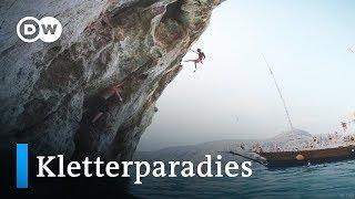 Kletterfestival auf Kalymnos | Euromaxx