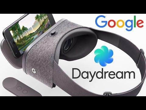 Top 10 Nifty Google Daydream VR Games