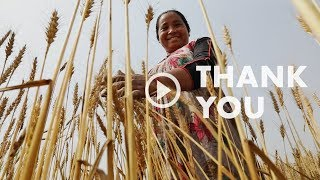 Mercy Corps - Thank you 2018