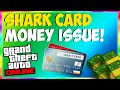 "GTA 5: Shark Card Funds Stolen? Players Unable to Receive Purchased Shark Cards! ""GTA 5 Money Issue"""