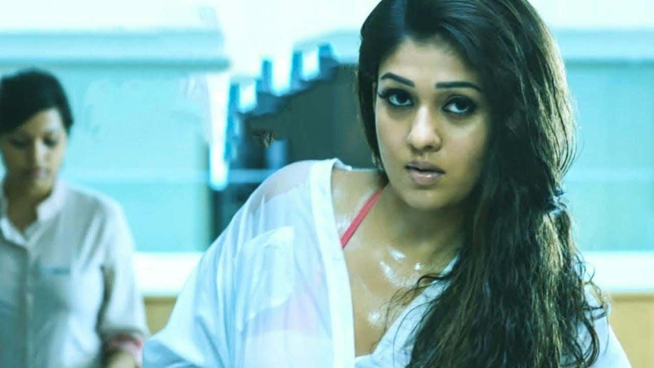 Nayanthara's hot romance at gunpoint - Arrambam Hindi Dubbed Player Ek Khiladi #1