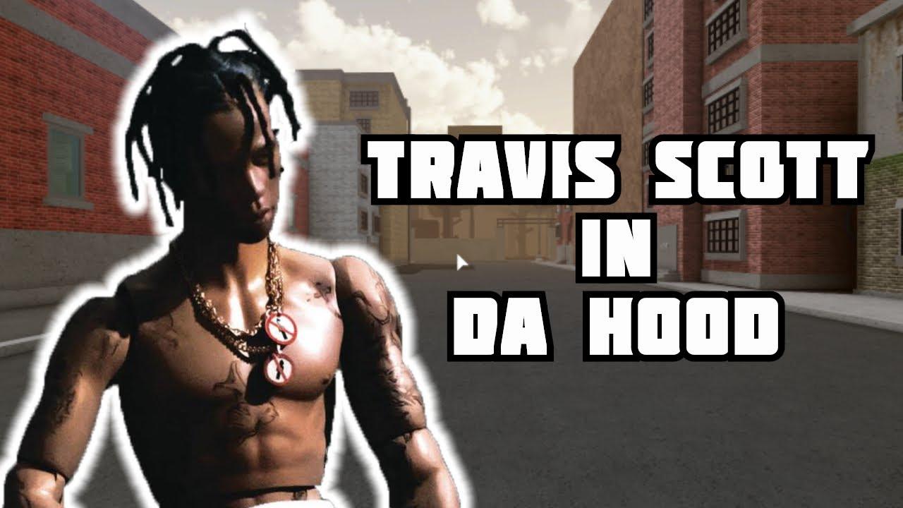 Download I BECAME TRAVIS SCOTT IN DA HOOD | Roblox Da Hood