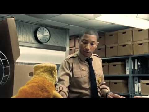 WHERE'S THE MONEY GEORGE? + Mr. Oizo - Positif