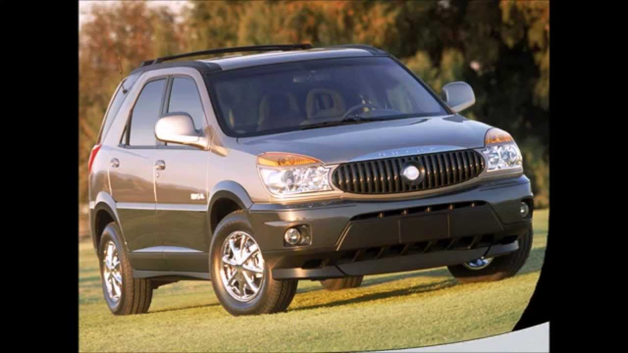 Buick Rendezvous I Suv 2001 2007