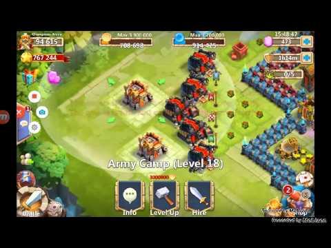 Castle Clash My Daily Quest Rewards