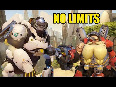 Overwatch Quick Play getting single-hero limit