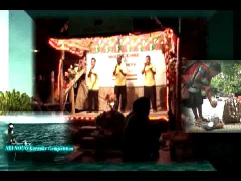 Kiribati Music (Singing in the sea)