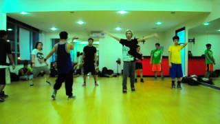 My Neck My Back (bugati remix) - Khia Choreography by Macky De Guzman & Cyrus Vergara
