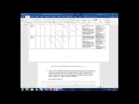 2017 05 11 14 00 Site and Neighborhood Standards Overriding Needs Exception pt  2 and Data Resources
