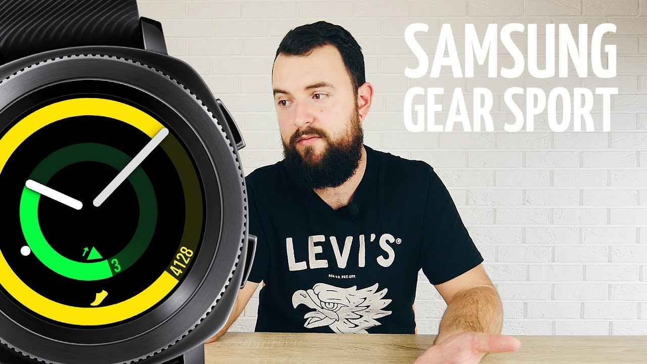 Обзор Samsung Gear Sport - YouTube