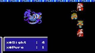 Final Fantasy III (NES): Kraken Boss & Aftermath YouTube Videos