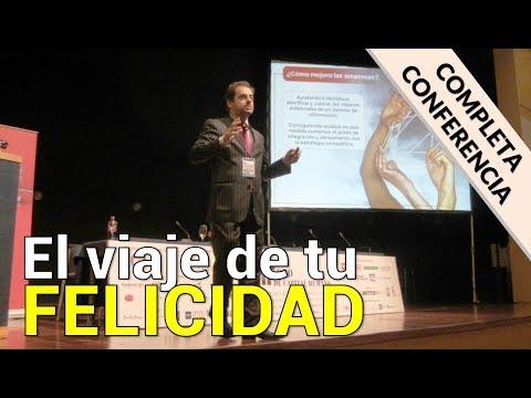 Conferencia LIDERAZGO y FELICIDAD   Con el experto Pedro Amador