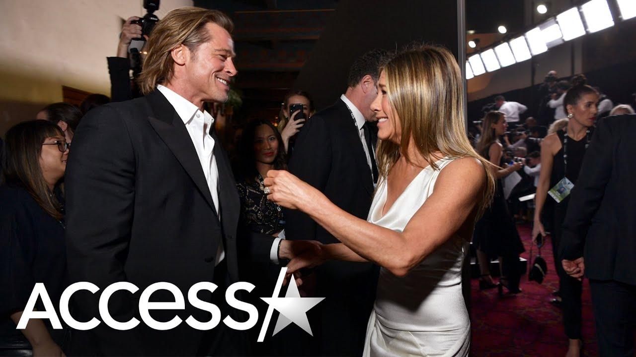 Jennifer Aniston's Update On Brad Pitt Relationship