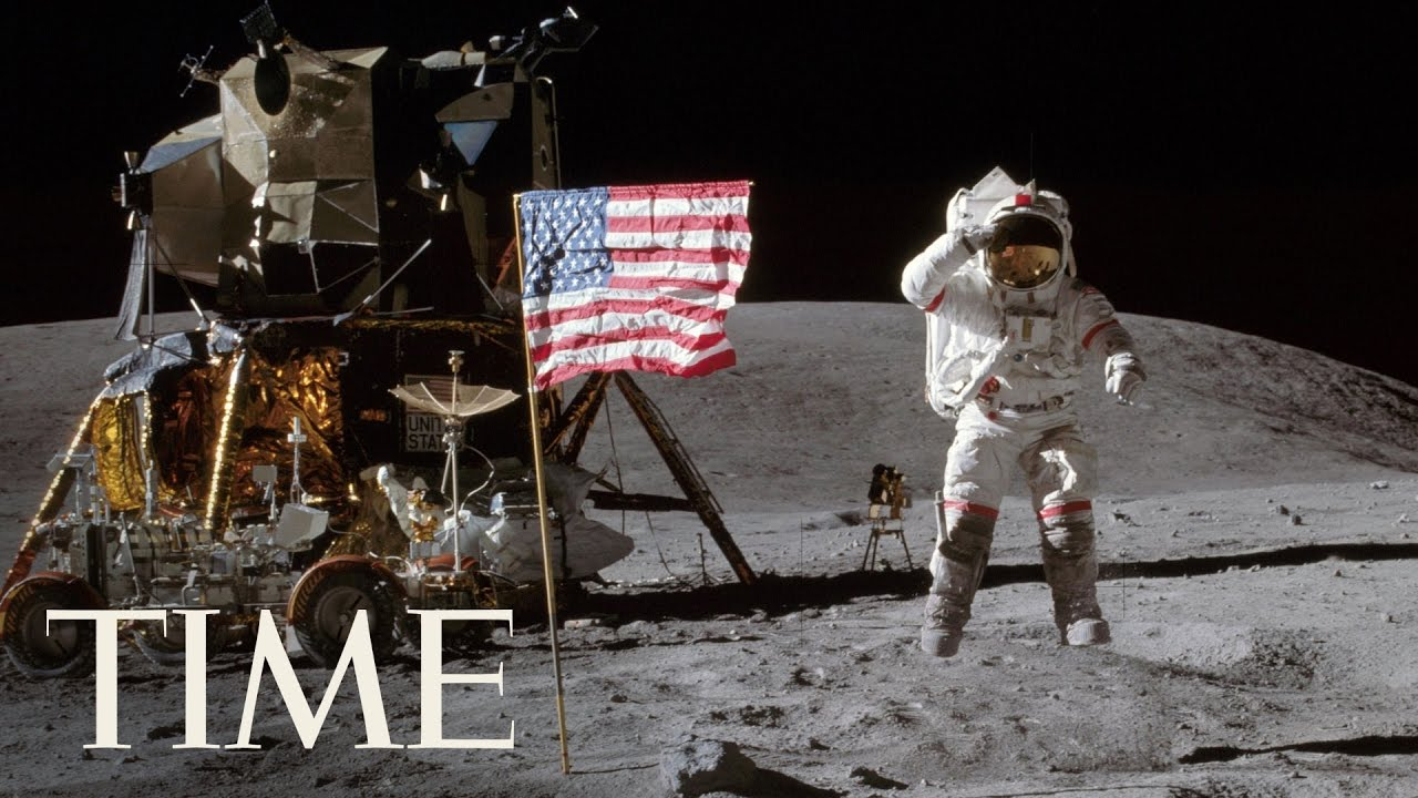 45 Years Later: Remembering The First Moon Landing | TIME ...