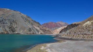 Viagem de moto - Expedição pela Cordilheira dos Andes