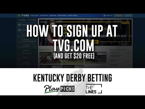 TVG Review | How To Sign Up At TVG Horse Betting