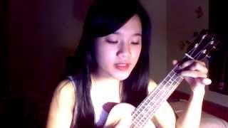 Chiếc Khăn Gió Ấm cover ukulele
