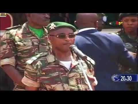 CRTV JT 20H30 (Le Cameroon Bussiness FORUM a réunit les acteurs de l'économie) du 12/03/20