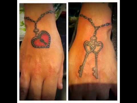 Cool couple tattoo ideas