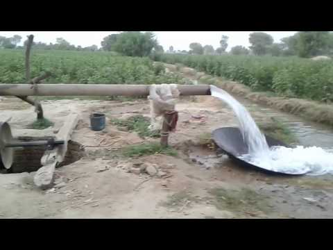 Tube well In A Village   Our Culture   Village Life   Rural Life