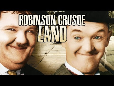 Laurel & Hardy - Robinson Crusoe Land (1951) [Komödie] | ganzer Film (deutsch)