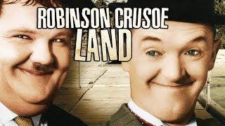 Laurel & Hardy - Robinson Crusoe Land (1951) [Komödie] | ganzer Film (deutsch)