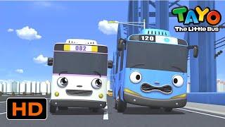 Tayo Bahasa Indonesia Spesial l #14 Apakah Tayo bos lingkungan sekitar? l Tayo Bus Kecil