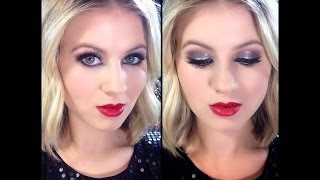 Inspired Party Makeup Tutorial Thumbnail