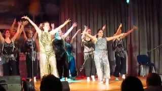 Anita - Malang Dance performance (Dhoom 3)