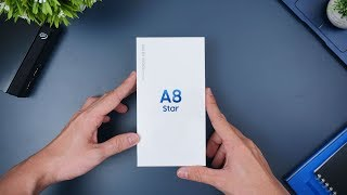 Rp7.499 JUTA!! Unboxing Samsung Galaxy A8 Star Indonesia!