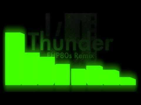 Imagine Dragons - Thunder   FHP80s Remix (80s styled Remix)