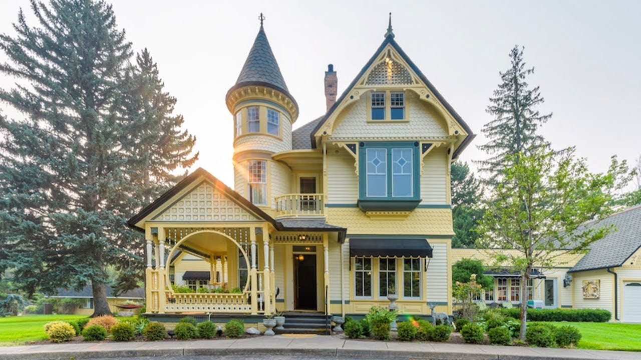 Peek Inside This Amazing Montana Victorian For Sale