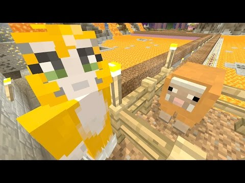 Minecraft Xbox - Cave Den - Penny The Sheep (73)