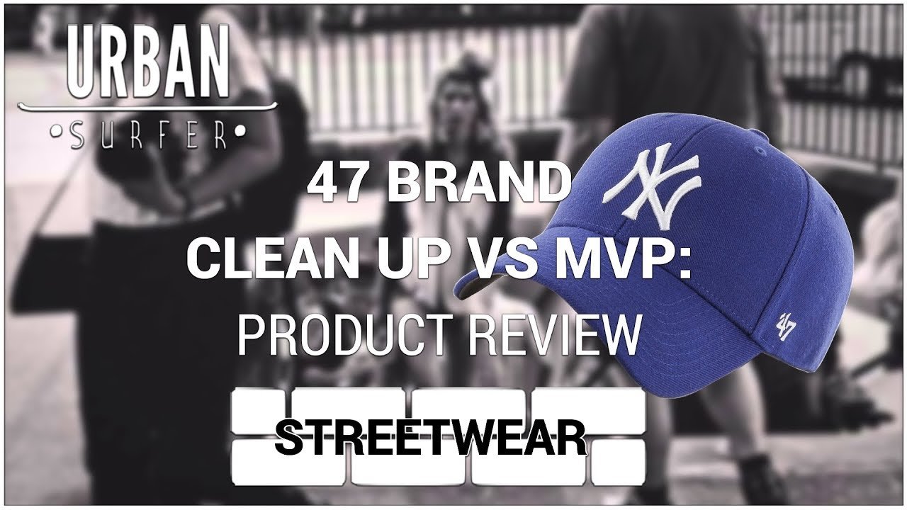 9b291ba38f1 47 Brand Clean up Vs MVP - YouTube
