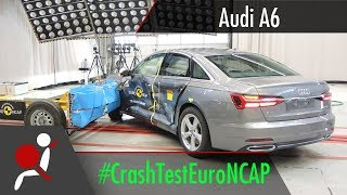 Audi A6 - 2018 - Crash Test Euro NCAP