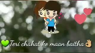 Zinda hai ye dil mera || Romantic song for whatsapp status...