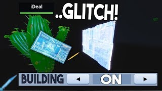 How to Build as a Prop Glitch in Fortnite! (PROP BUILDING GLITCH SEASON 10)